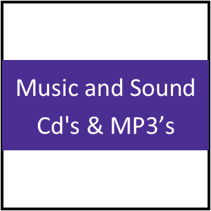 Music and Sound Cd's