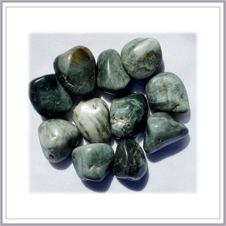 Natural Cats Eye Tumbled Stones