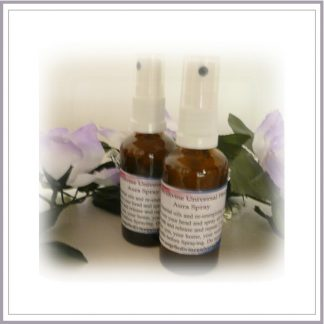 Aura and Space Clearing Spray