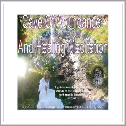 Cave Of Abundance And Healing Guided Meditation