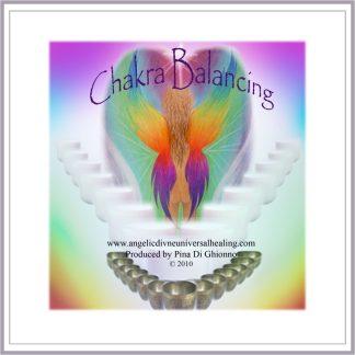 Chakra Balancing Cover