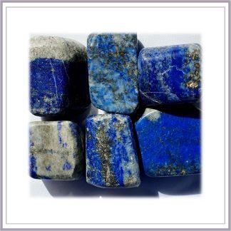 Lapis Lazuli Tumbled Stones