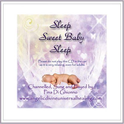 Sleep Sweet Baby Sleep
