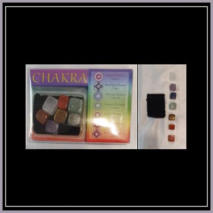 Chakra balancing set-1 by order