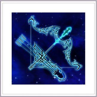 Sagittarius: Nov.22 - Dec 21-The Archer